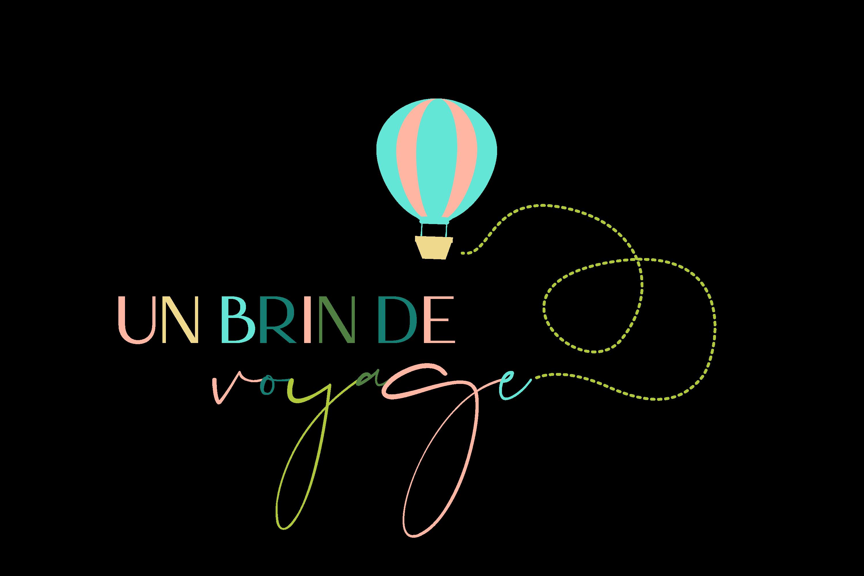 Logo principal d'Un Brin de Voyage